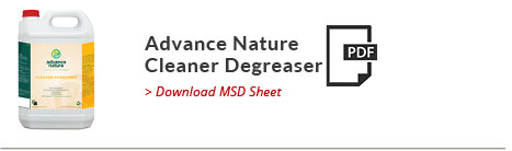 Advanced Nature - Cleaner Degreaser