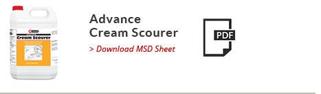 Advanced Nature - Cream Scourer