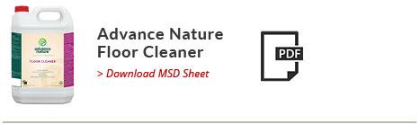 ADvanced Nature - Floor Cleaner