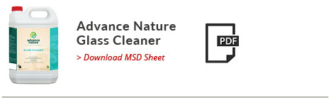 Advanced Nature - Glass Cleaner